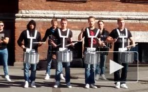Boys Band покорил своей игрой Петербуржцев