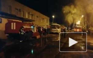 В Воронеже ликвидировали пожар в жилом доме