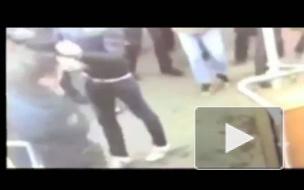 По пять лет за избиение милиционера. Приговор парням с Кавказа