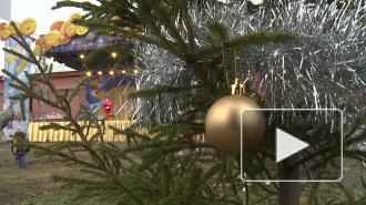 Петербуржцы отмечают Рождество в Петропавловской крепости