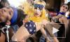 Леди Гага нецензурно поддержала геев, выступая перед детьми в Москве