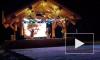 Видео: Самая грустная новогодняя вечеринка проходит в Красноярском парке