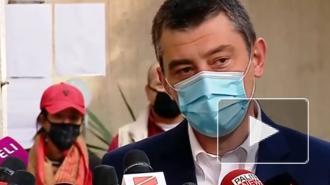 Премьер Грузии проголосовал на парламентских выборах