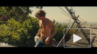 """Сцена с голым торсом в """"Однажды в…Голливуде"""" была импровизацией Брэда Питта"""