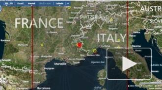 Землетрясение во Франции 07.04.2014: жителей испугала серия толчков