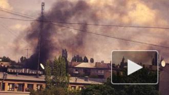 Последние новости Украины: в Луганске двое гражданских подорвались на мине у аэропорта, нанесен удар по центру