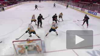 """""""Каролина"""" обыграла """"Нэшвилл"""" в домашнем матче НХЛ"""