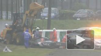 Жюль Бьянки, авария на гран-при Японии: гонщик начал дышать самостоятельно, возможно, будет вторая операция