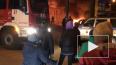 В Сертолово сгорел автомобиль