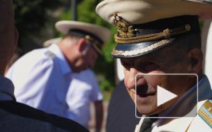 Выборг отметил день ВМФ