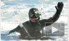 Десятки спасателей подключились к поискам пропавшего подводного охотника на озере Долгое