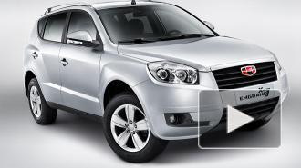 В России стартовали продажи внедорожника Geely Emgrand X7 белорусской сборки