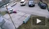 В Ангарске водитель сбил бабушку на газоне, затем еще раз переехал и сбежал