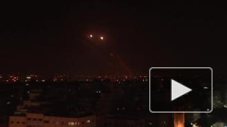 Более 1 тысячи ракет выпустили из сектора Газа по Израилю с начала обстрелов