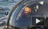 Видео погружения Путина на батискафе понравилось иностранцам