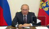 Путин назвал размер коечного фонда России для пациентов скоронавирусом