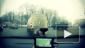 Два парня учинили драку на улице Ушинского