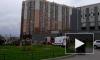 В МЧС назвали возможную причину пожара в больнице Святого Георгия