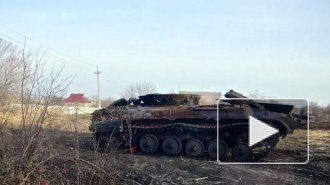 Новости Новороссии: украинская артиллерия в аэропорту Донецка снова бьет по своим