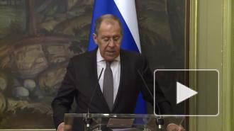 Лавров указал на опасность односторонних санкций в обход ООН