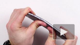 Проведен стресс-тест iPhone 6 Plus на сгиб: корпус легко деформируется