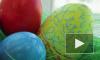 Как красить яйца на Пасху луковой шелухой и зеленкой с рисунком и другими натуральными красителями