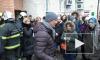 Глава Приморского района пообщался с погорельцами с Коломяжского проспекта