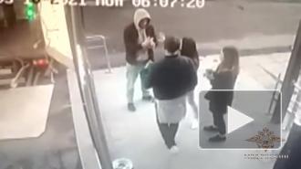 """Опубликовано полное видео избиения медиадиректора """"Спартака"""""""