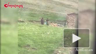 Азербайджанская армия продвинулась ещё на 2 километра вглубь территории Армении