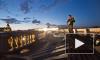 Школьник-руфер устроил концерт на крыше Казанского собора