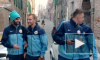 Зенитовцев замучили автографами на улицах Сиены