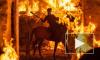 """""""Тихий Дон"""": в 10, 11 серии актеры устроили опасный пожар, фильм стал лидером телеэфира"""