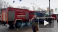 На Невском проспекте заметили пять пожарных машин ...