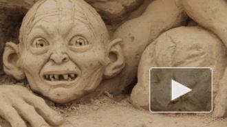 Петербуржцев пригласили на фестиваль песчаных фигур