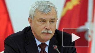 Утренние результаты губернаторских выборов в Петербурге: Полтавченко далеко впереди