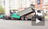 Дороги в Петербурге отремонтируют до октября