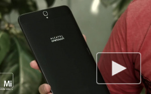 """Ну и гаджеты"": планшет Alcatel Hero 8"