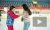 Чемпионы мира научили петербуржцев кататься на коньках