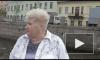 Реки и каналы Петербурга очищают от водорослей при помощи сачков