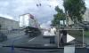 Появилось видео дорожных разборок в Петербурге с участием южанина с маленьким ребенком