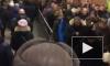 """Видео: """"Невский проспект"""" закрыли, на соседних станциях давка"""
