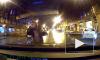 Видео «Утро Петербурга»: драка из-за пьяной девицы под русский шансон