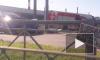Автомобиль снес светофор на перекрестке улицы Тельмана и Дальневосточного проспекта