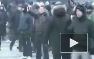 Задержан участник беспорядков на Манежной, стрелявший из травматики