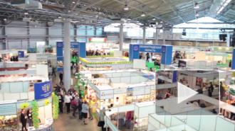 В Ленэкспо показали аграрную Русь