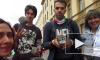Петербургский жонглер булыжниками собирает деньги на поездку в Иран