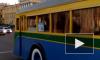 В Петербурге десятки троллейбусов вышли из под контроля