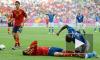 В центральном поединке игрового дня на Евро-2012 Испания и Италия сыграли вничью