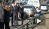 Авария на Анадырском проезде 08.04.2014: байкер на золотом круизере погиб при столкновении с Шевроле