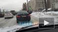 На Подвойского столкнулись два автомобиля